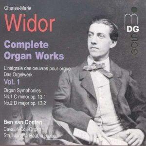 Widor, Vol. 1