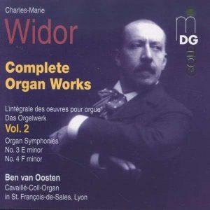 Widor, Vol. 2