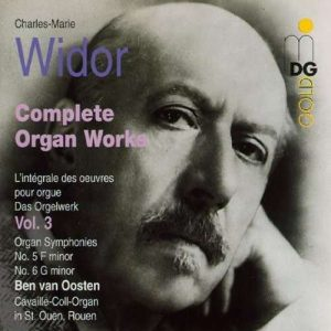 Widor, Vol. 3