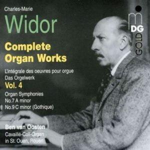 Widor, Vol. 4