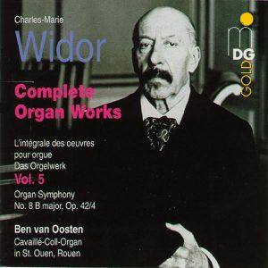 Widor, Vol. 5
