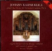 Kerll, Johann Kaspar (1627-1693) Vol. 1