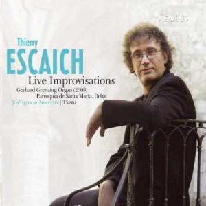 Escaich, Thierry