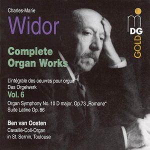 Widor, Vol. 6