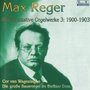 Reger, Vol. 3