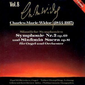 Widor, Vol. 8