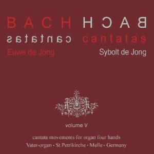 Bach-Cantates Vol. 5
