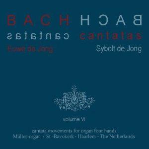 Bach-Cantates Vol. 6