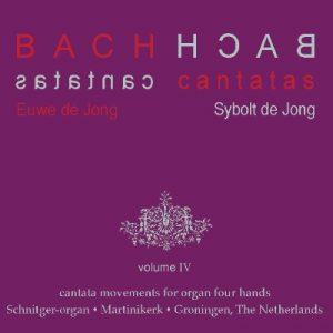 Bach-Cantates Vol. 4