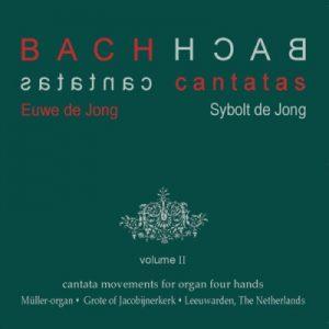 Bach-Cantates Vol. 2