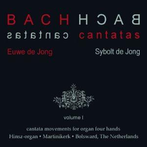Bach-Cantates Vol. 1