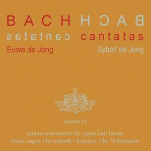 Bach-Cantates Vol. 3