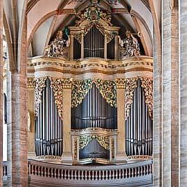 Orgel Duitsland