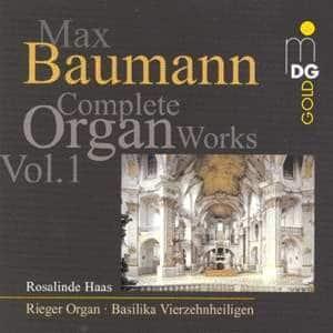 Baumann, Max (1917-1999) Vol. 1