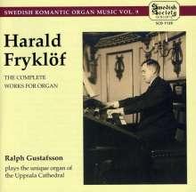 Fryklöf, Harald (1882-1919)
