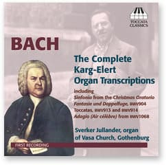 Bach/Karg-Elert