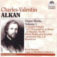 Alkan, Charles-Valentin (1813-1888) Vol. 1
