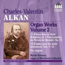 Alkan, Charles-Valentin (1813-1888) Vol. 2