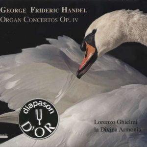 Händel, Organ Concertos, Vol. 1