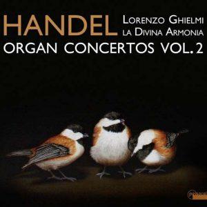 Händel, Organ Concertos, Vol. 2
