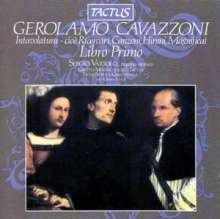 Cavazzoni, Gerolamo (1510-1565)