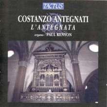 Antegnati, Costanzo (1549-1624)