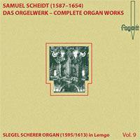 Scheidt, Samuel (1587-1654) Vol. 9