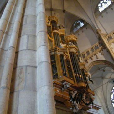 Grote of Eusebiuskerk Arnhem