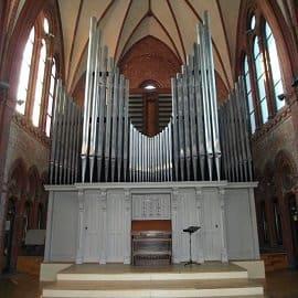 Orgel diverse landen