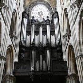 Orgel Frankrijk