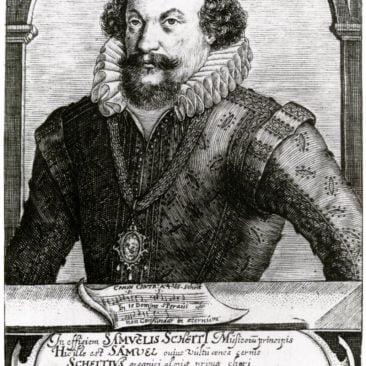 Samuel Scheidt 1587-1654