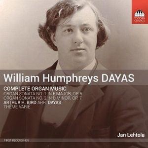 Dayas, William Humphreys 1864-1903