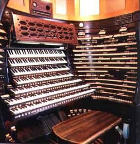 Orgel USA en Canada