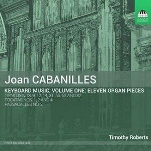 Cabanilles, Vol. 1