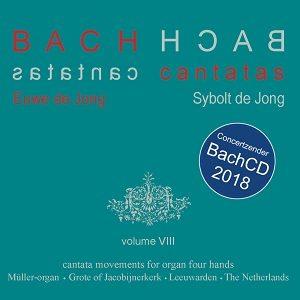 Bach-Cantates Vol. 8