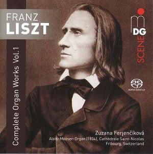 Liszt Vol. 1